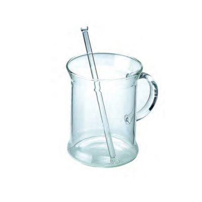 mug de cristal