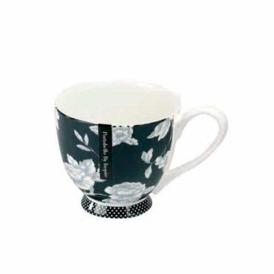 Taza de té negra