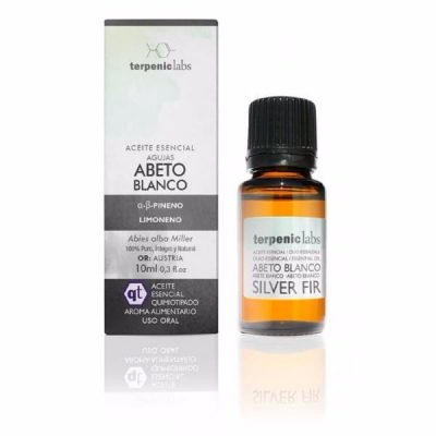 Aceite Esencial De Abeto Blanco Terpenic Labs