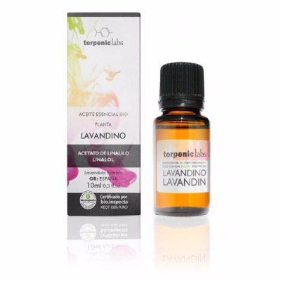 Aceite Esencial De Lavandino Bio Terpenic Labs