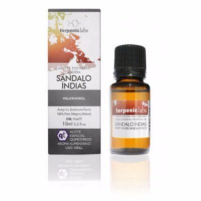 Aceite Esencial De Sándalo Índias Terpenic Labs