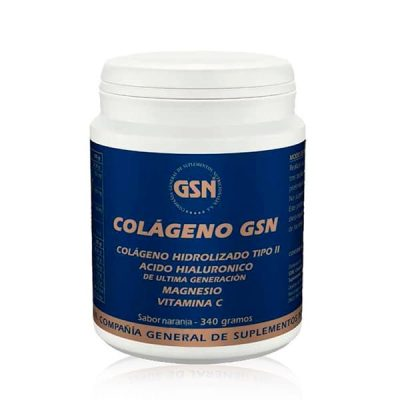 Colageno complex naranja GSN