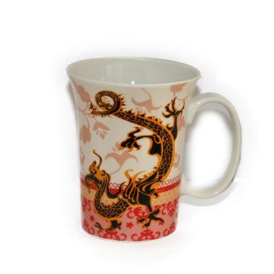 Mug Dragón