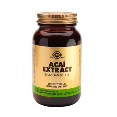 Acai extract