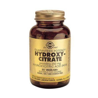 Garcinia Acido hidroxicitrato solgar