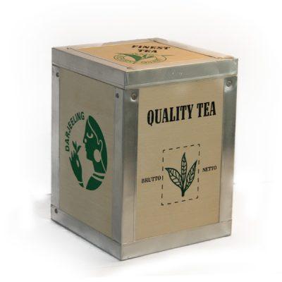 madera para el té